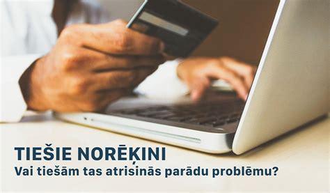 Tiešie norēķini: Vai tiešām tas atrisinās parādu problēmu ...