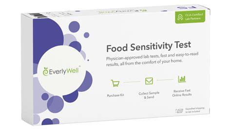 At Home Food Sensitivity Test