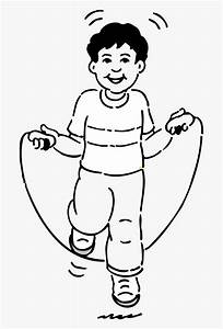 Jump rope clipart black and white collection - Cliparts ...