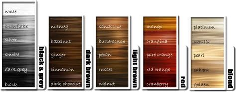 Hair Color Descriptions by Image Result For Hair Colors Chart Character