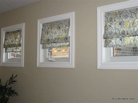 25 best ideas about small window treatments on