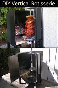 Why Spend A Lot Of Money Buying A Vertical Rotisserie When
