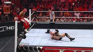 Raw: Rey Mysterio vs. The Miz - WWE Championship ...