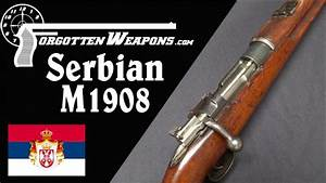 Serbian 1908 Carbine - Light  Handy  And Chambered For 7x57
