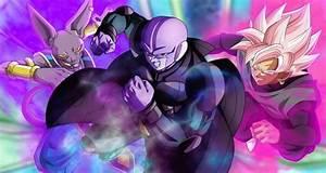Dragon Ball FighterZ: gameplay di Beerus, Black Goku e Hit ...