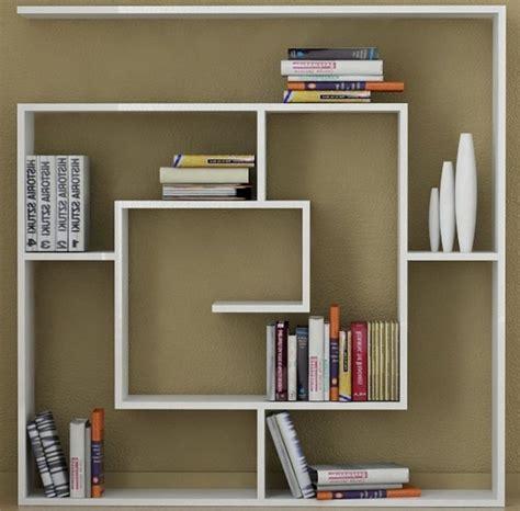 model lemari buku minimalis furniture