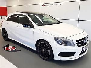 Mercedes Classe A 200 Fascination : mercedes classe a 200 cdi amg fascination gps attirance auto ~ Gottalentnigeria.com Avis de Voitures