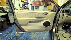 Pimped 2005 Honda Odyssey Featuring Kenwood Dnx7190hd