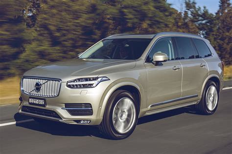 Volvo Xc90 Photo by 2016 Volvo Xc90 Review Photos Caradvice