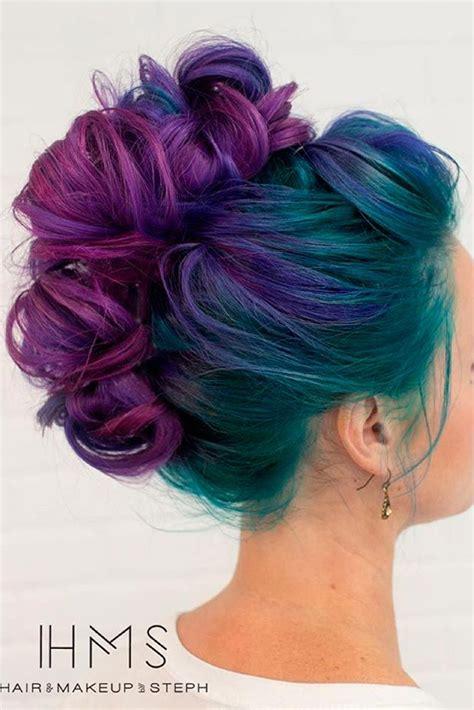 Best 25 Blue Hair Dyes Ideas On Pinterest Blue Hair