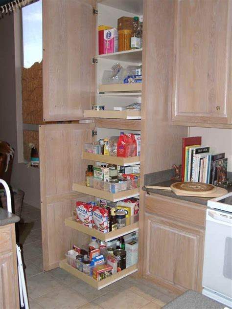 kitchen cabinet storage shelves kitchen pantry cabinet with pull out shelves 5817