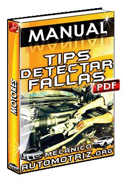 manual de tips  detectar fallas en motores mecanica