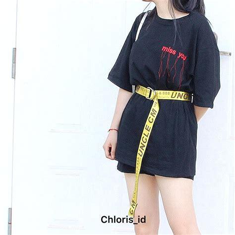 belt white wanita chloris