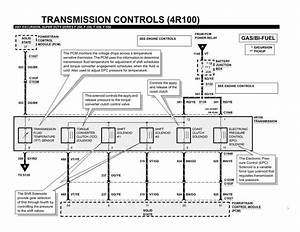 4r100 Transmission Wiring Diagram