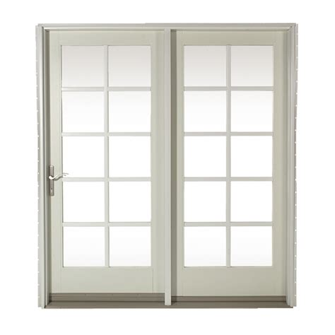 800 center hinged patio door craftwood products for