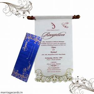 select an attractive indian wedding cards for your With wedding invitation online purchase india
