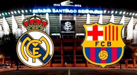 VER Real Madrid vs. Barcelona EN VIVO ONLINE DIRECTV ...