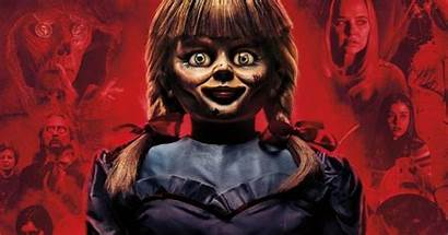 Annabelle Doll Conjuring Museum Escape Did Comes
