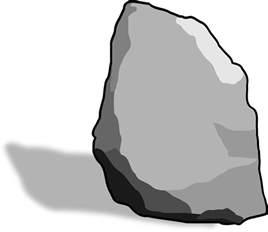 Stone Rocks Clip Art