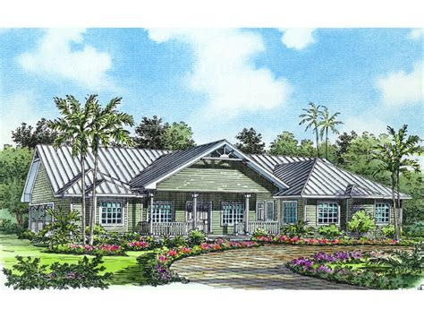 moon lake florida home plan   house plans
