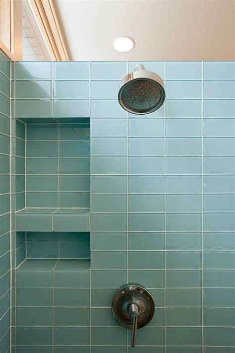 Badezimmer Fliesen Regal by Bathroom Inspiration Contemporary Shower Niche Recessed