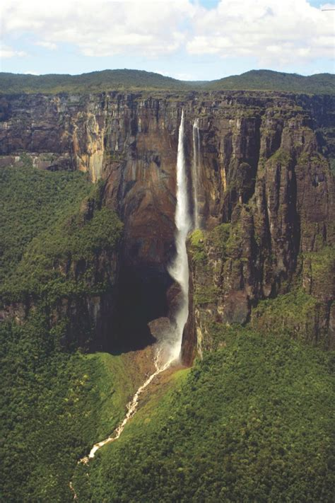 Which The World Tallest Waterfall How Works