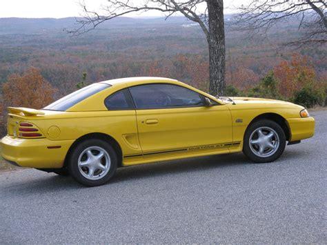 Rickhood1989 1995 Ford Mustang Specs, Photos, Modification