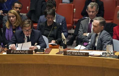 UK, Germany, France Rebuke Beijing over South China Sea