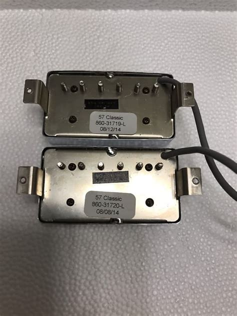 gibson 57 classic 4 conductor wiring humbucker reverb