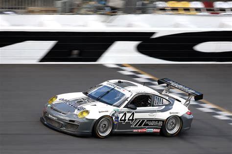 Flying Lizard Racing's Porsche 911 Gt3 Cup