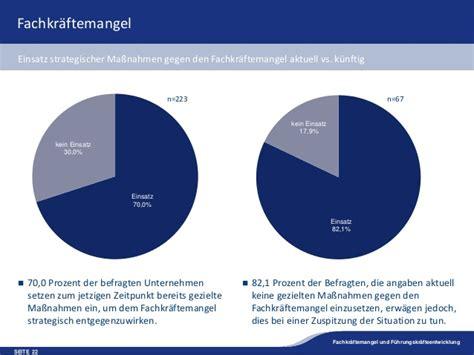 F F Deutschland by Studie Fachkr 228 Ftemangel Und F 252 Hrungskr 228 Fteentwicklung In