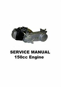 Gy6 150 Cc  - Engine Service Manual