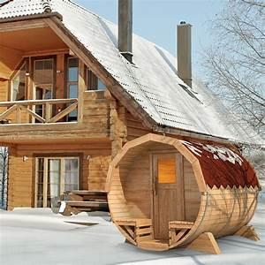 sauna de jardin sauna baril en bois de tonneau barrell With sauna de jardin en bois