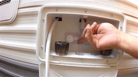replace  leaky faucet   rv camper youtube
