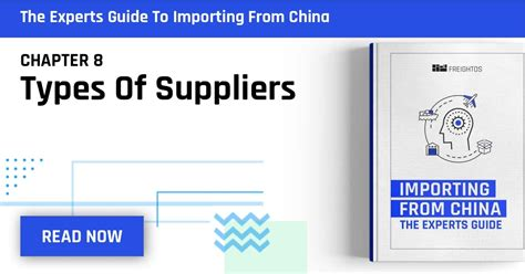 Types of Suppliers: Wholesale, Traders, Manufacturers ...