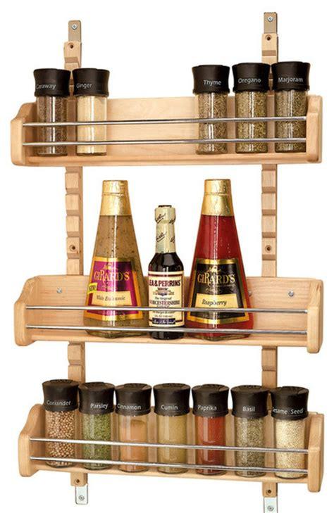 Adjustable Spice Rack by Adjustable Door Mount Spice Rack 10