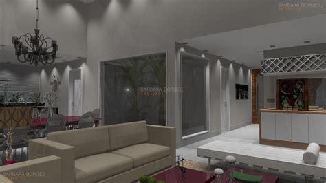 decoracao sala tv barbara borges projetos