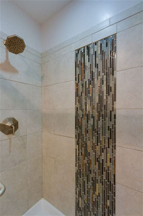 tile shower tiles  shades  blue  pinterest