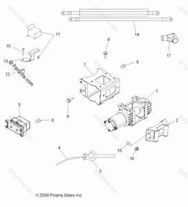 Polaris Winch Parts