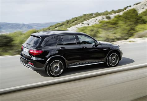 Glc 43 amg 4matic suv. Mercedes-AMG GLC 43 revealed; quickest, most powerful SUV in class | PerformanceDrive