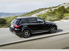 MercedesAMG GLC 43 revealed; quickest, most powerful SUV