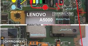 Lenovo A5000 Charging  U0026 Battery Ways