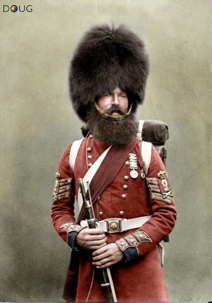 color sergeant colour sergeant william mcgregor 1st battalion scots