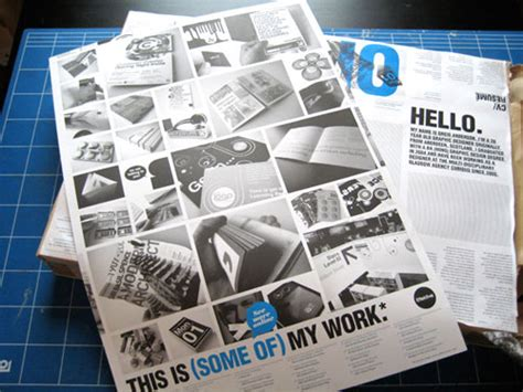 great examples  creative cv resume design bashooka