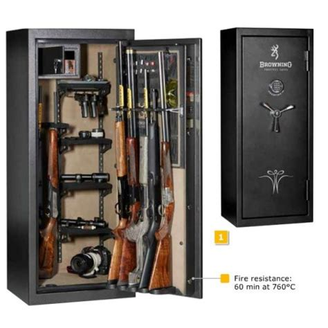 Armadietti Blindati Per Armi Cassaforte Browning Safe Defender 19 Armi Armadi Portafucili