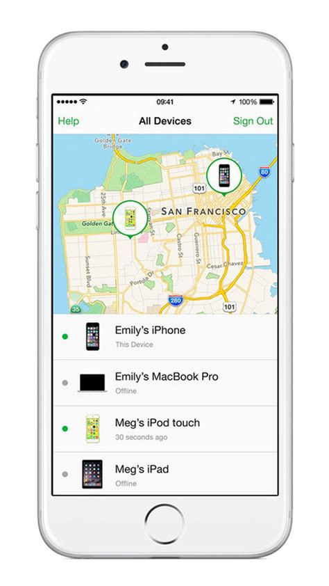 track my iphone how to find a lost iphone or macbook even if the