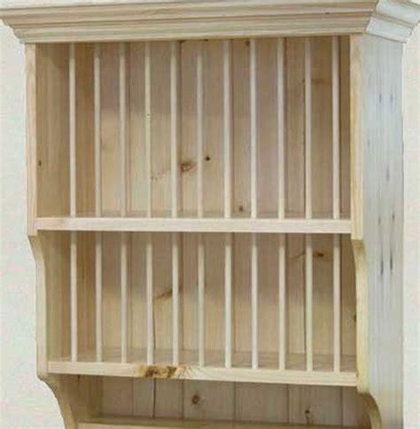 build diy wooden wall mounted plate racks uk  plans