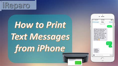 how to print text messages from iphone 5 easily export print text messages from iphone 7 se 6s 6