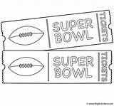 Coloring Bowl Super Tickets Ticket Template Golden Colouring Activity Bpwl Carnival Polar Express sketch template