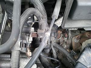 2002 Lancer  Locations Of Three Speed Sensors  Automatic